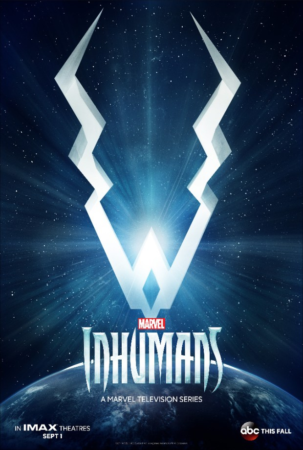 MARVEL'S INHUMANS - (ABC/Marvel)