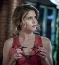 """Arrow -- """"Missing"""" Pictured: Emily Bett Rickards as Felicity Smoak -- Photo: Katie Yu/The CW"""