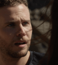 Pictured: Iain De Caestecker as Leo Fitz and Mallory Jansen as Aida | Photo credit ABC
