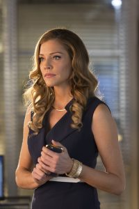 """LUCIFER: Tricia Helfer in the """"Sympathy for the Goddess"""" episode of LUCIFER airing Monday, May 22 (9:01-10:00 PM ET/PT) on FOX. Cr: Michael Courtney/FOX"""