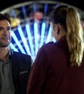 "LUCIFER: L-R: Tom Ellis and Lauren German in the ""The Good, the Bad and the Crispy"" season finale episode of LUCIFER. Cr: FOX"