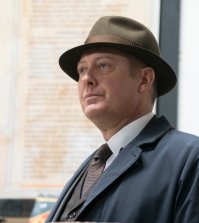 "THE BLACKLIST -- ""Mr. Kaplan"" Episode 421 -- Pictured: James Spader as Raymond ""Red"" Reddington -- (Photo by: Virginia Sherwood/NBC)"
