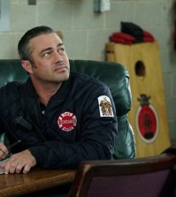 "CHICAGO FIRE -- ""Sixty Days"" Episode 521 -- Pictured: Taylor Kinney as Kelly Severide -- (Photo by: Elizabeth Morris/NBC)"