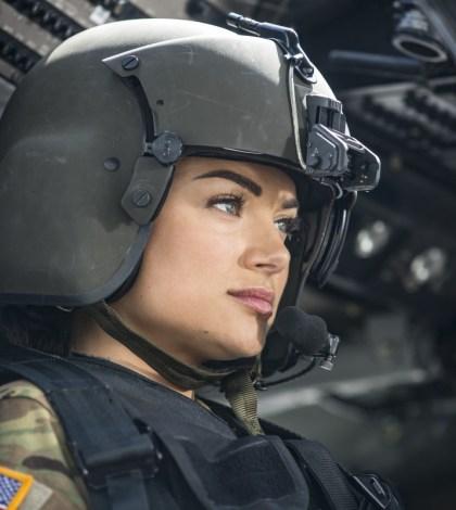 """Valor -- """"Pilot"""" Pictured:  Christina Ochoa as Nora -- Credit: Erika Doss/The CW"""