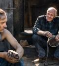 Frank Dillane as Nick Clark, Dayton Callie as Jeremiah Otto - Fear the Walking Dead _ Season 3, Episode 5 - Photo Credit: Richard Foreman, Jr/AMC