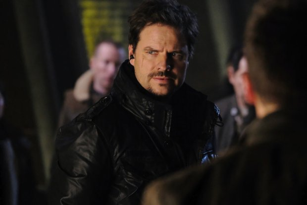 "DARK MATTER -- ""Welcome To The Revolution"" Episode 303 -- Pictured: Anthony Lemke as Three -- (Photo by: Stephen Scott/Dark Matter Series 3/Syfy)"