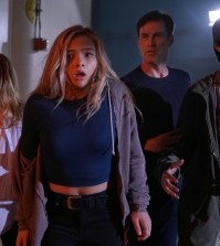 THE GIFTED:  L-R:  Amy Acker, Natalie Alyn Lind, Stephen Moyer and Percy Hynes White in THE GIFTED premiering  this fall on FOX.  ©2017 Fox Broadcasting Co.  Cr:  Ryan Green/FOX