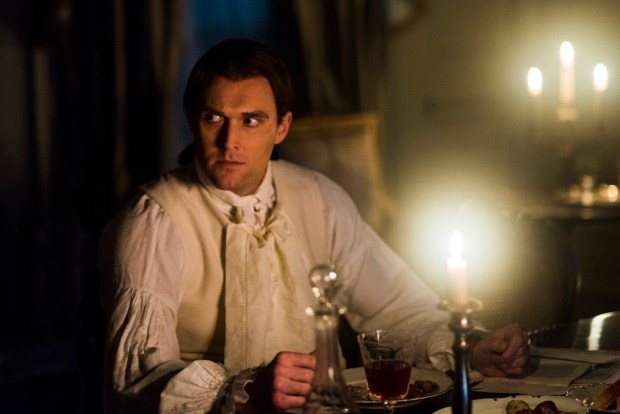 Owain Yeoman as Benedict Arnold - Photo Credit: Antony Platt/AMC