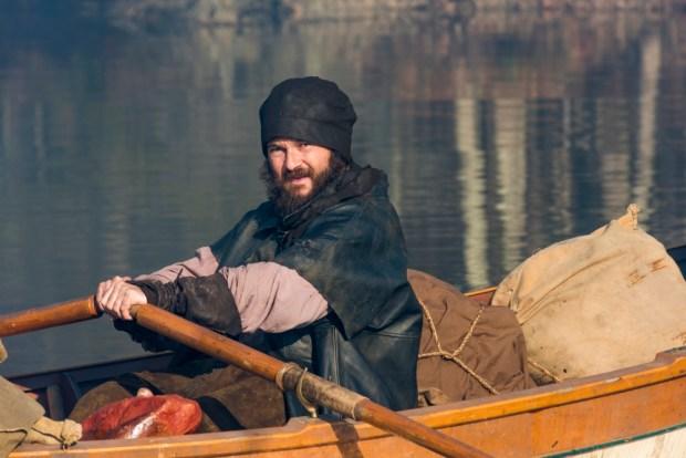 Daniel Henshall as Caleb Brewster- TURN: Washington's Spies _ Season 4, Episode 2 - Photo Credit: Antony Platt/AMC