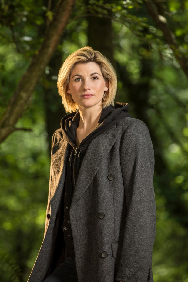 Programme Name: Doctor Who Series 11 - TX: 16/07/2017 - Episode: n/a (No. n/a) - Picture Shows:  The Doctor (JODIE WHITTAKER) - (C) BBC - Photographer: Colin Hutton
