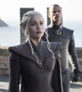 Pictured Emilia Clarke. as Daenerys. Photo Credit Helen Sloane/HBO