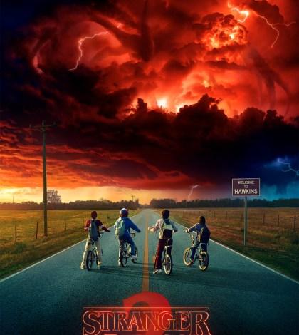 Stranger Things Season 2 Key Art   Photo Credit Netflix