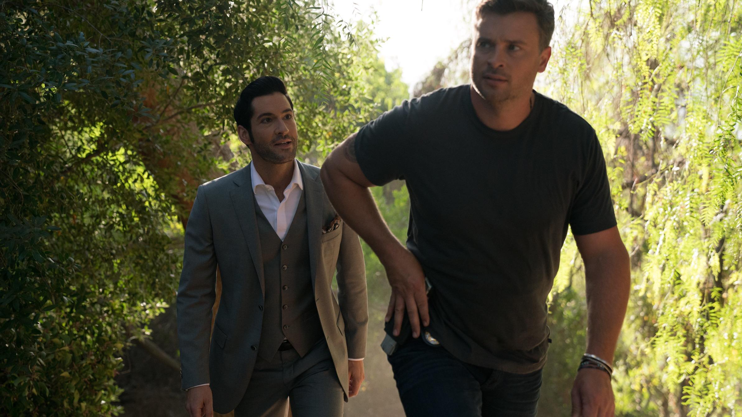 Lucifer Season 3 Episode Guide Joshua eli gomez (born november 20, 1975) is an american actor best known for his role as morgan grimes on chuck. lucifer season 3 episode guide
