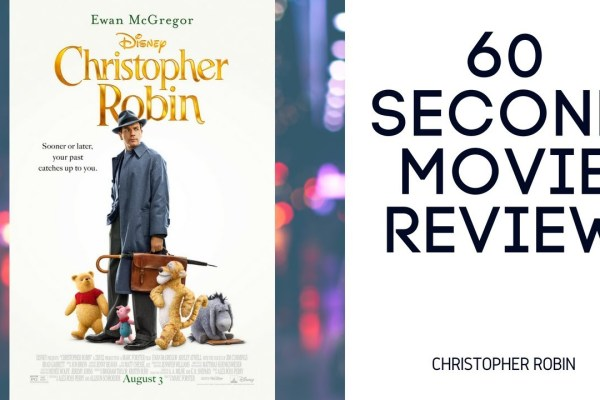 Christopher Robin movie review video