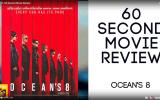 Ocean's 8 movie review video