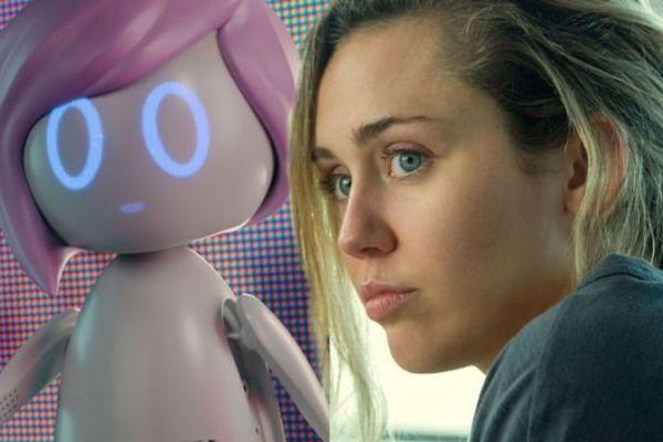 Miley Cyrus in Black Mirror