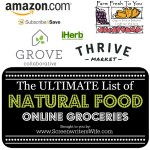 Where to Buy Natural Food Online Groceries (& promo codes)
