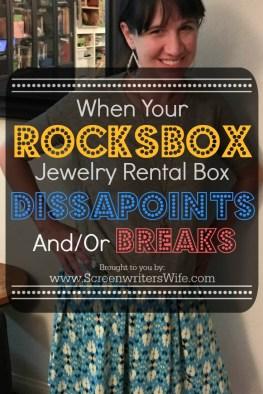 when rocksbox goes bad