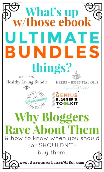 Are the Ultimate Bundles Legit? Scam? Amazing deal? Or marketing ploy?