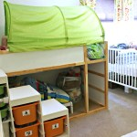 700 sq ft, Family of 5: Three Kids in a Small Room, Gender Neutral