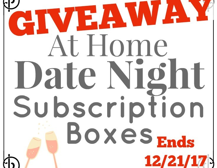 The complete list of at home date night subscription boxes promo at home date night subscription box giveaway a 6 month subscription 197 value fandeluxe Image collections