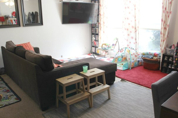 small home living room