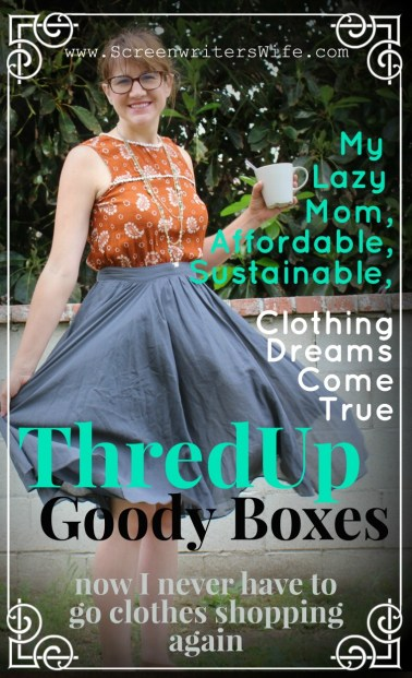 ThredUp Goody Box Review - My Clothing Dreams Finally Happened!