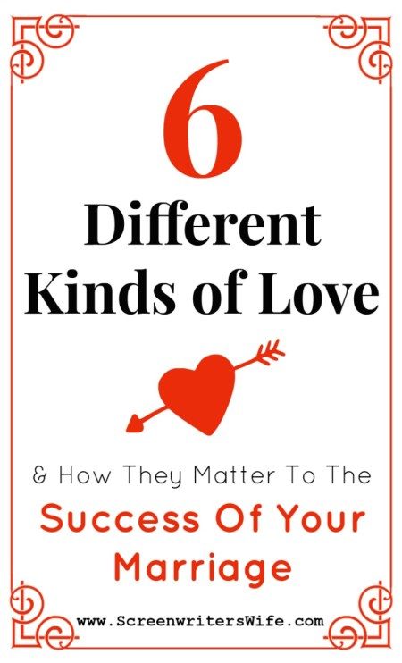 Love Is More Than Love. 6 Different Kinds of Love & How They Affect Marriage