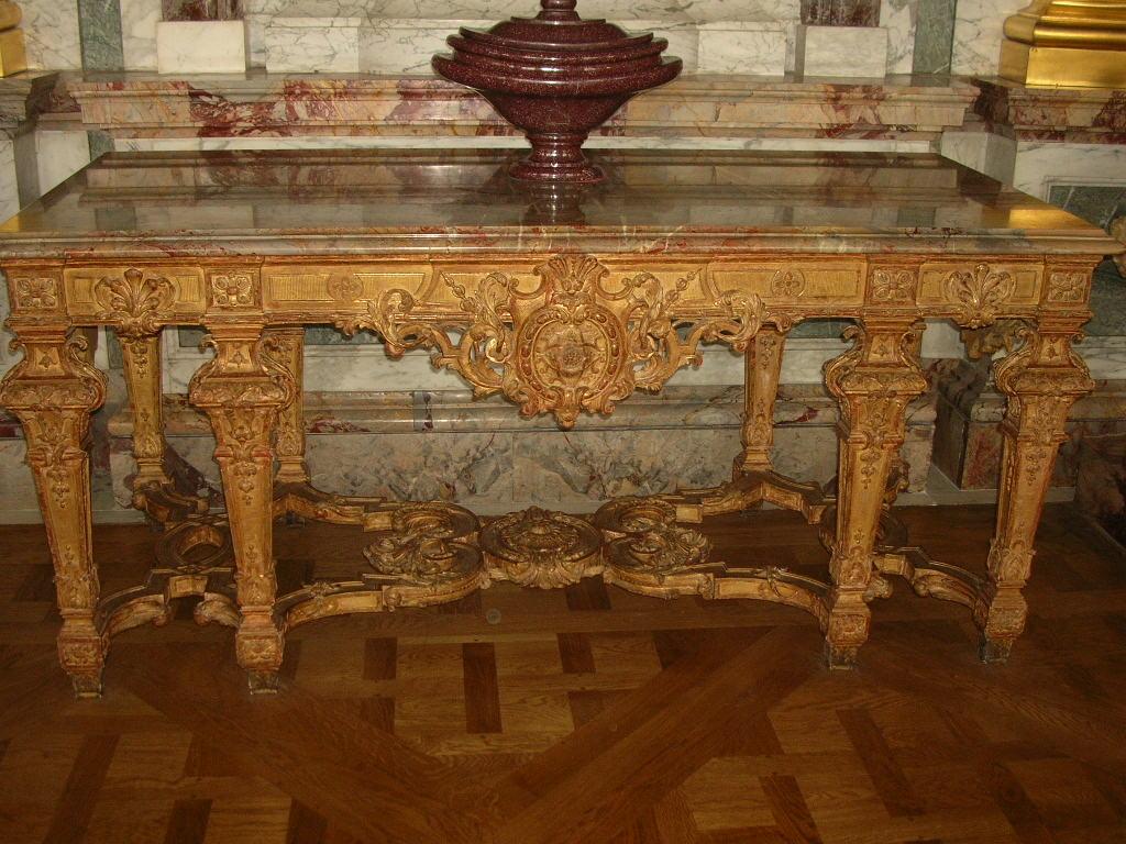 Le Style Louis XIV Screstauration