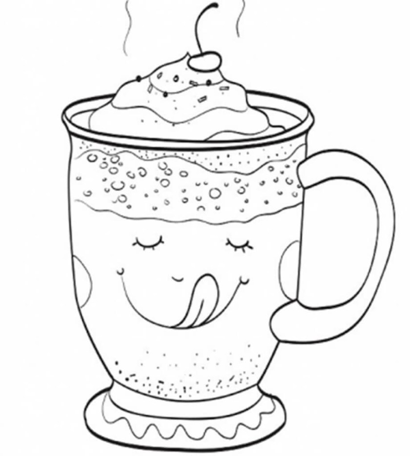 printable autumn or fall coloring pages
