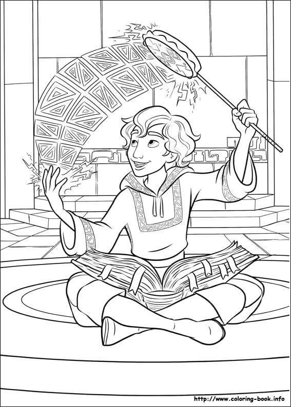 40 Printable Elena Of Avalor Coloring Pages