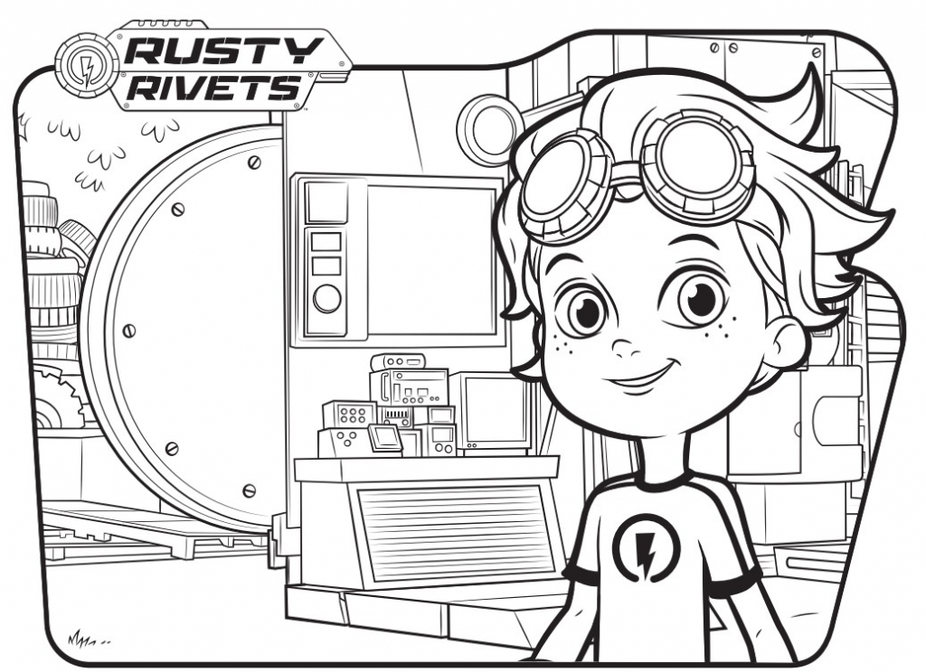 20 printable rusty rivets coloring pages, love one another coloring pages
