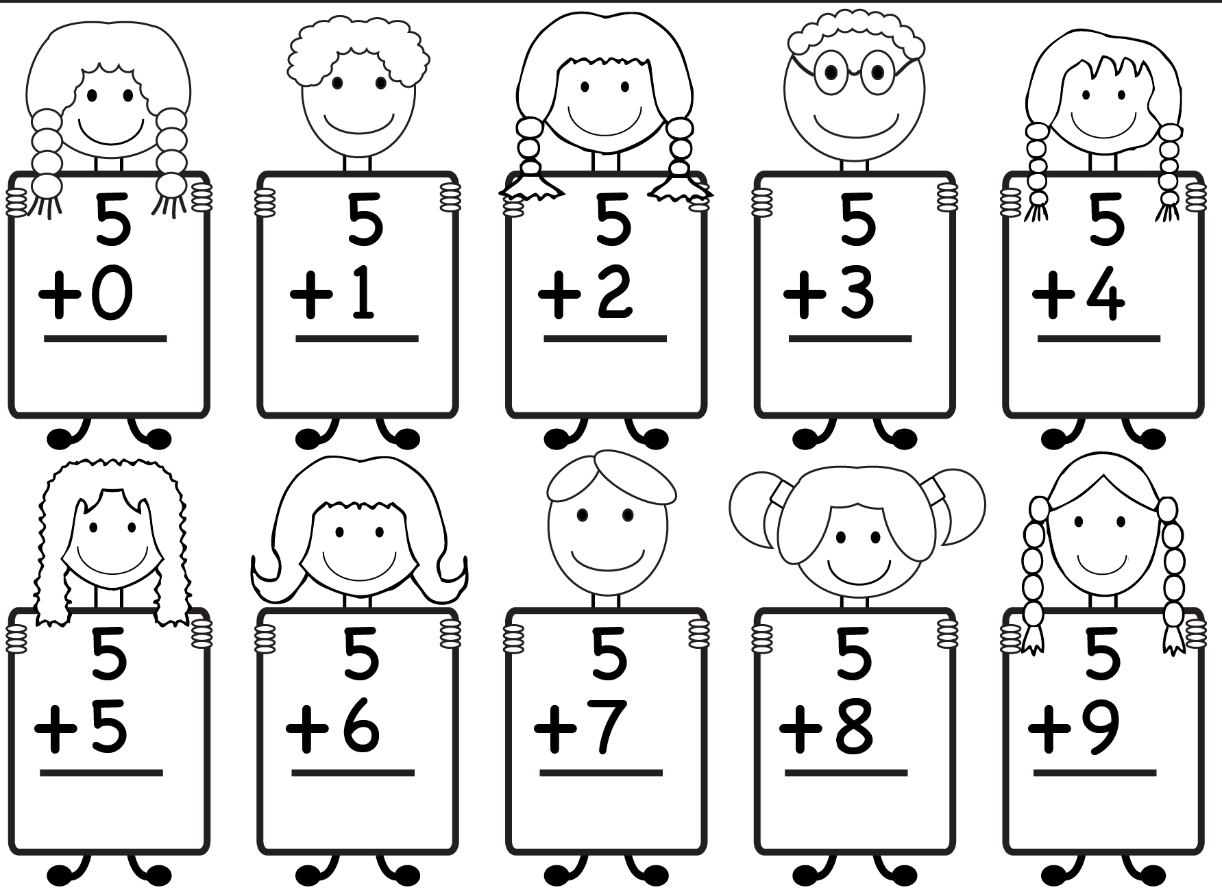 8 Best Images Of Free Printable Workbooks For Preschool