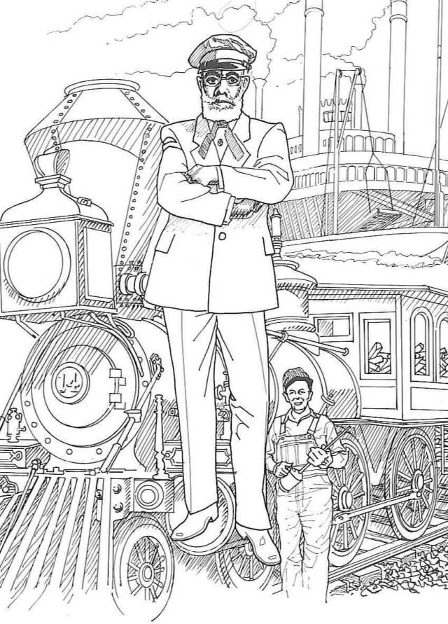 14 Free Printable Black History Month Coloring Pages