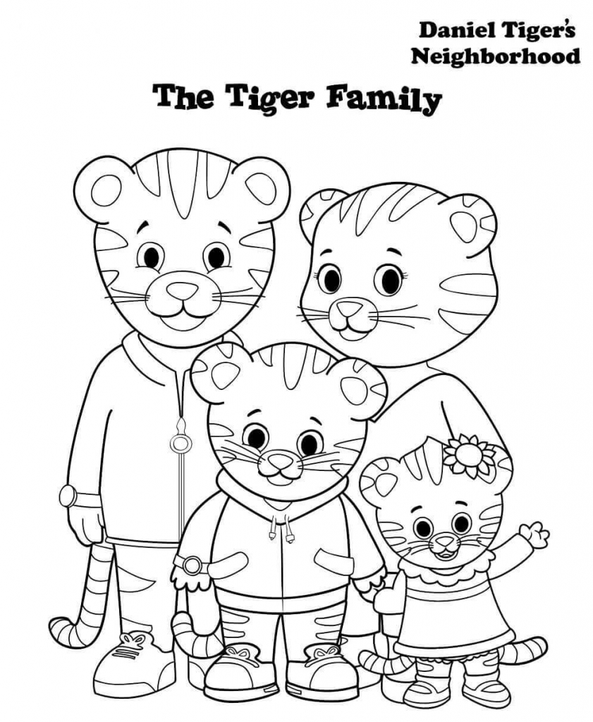 Tiger Coloring Pages Free Coloring Pages Download | Xsibe wolf ...