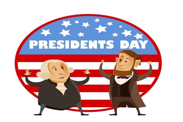 Free Printable Presidents' Day Coloring Pages
