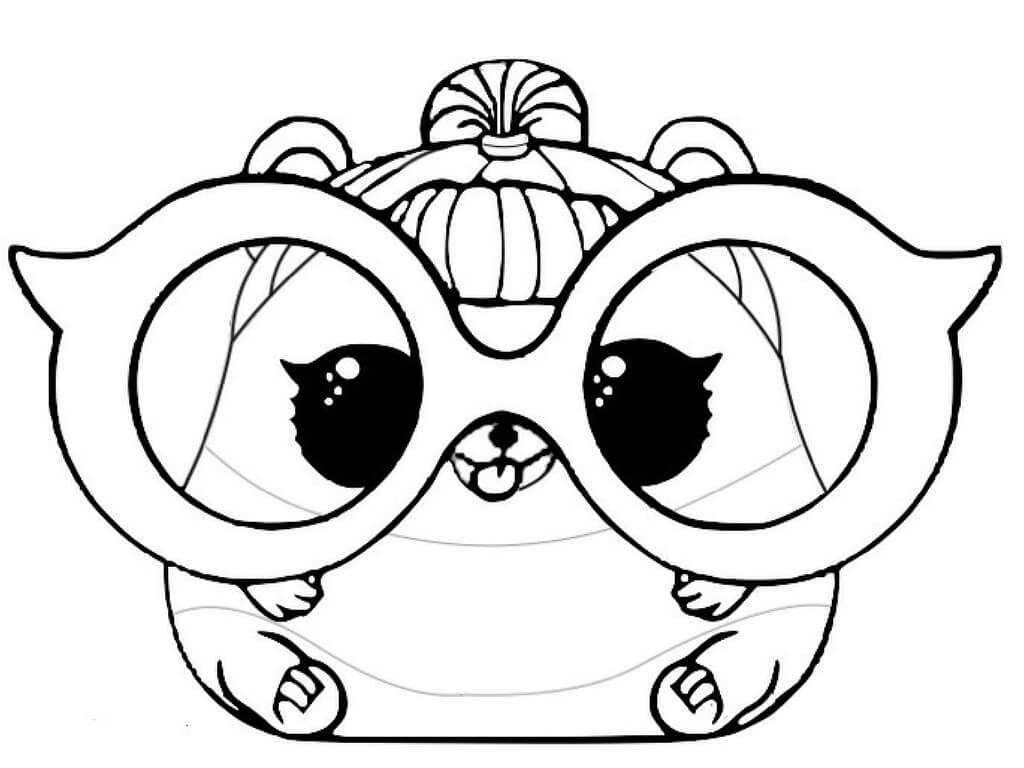 Free Coloring Pages Download : 15 Free Printable Lol Surprise Pet Coloring  Pages Of Pets Coloring
