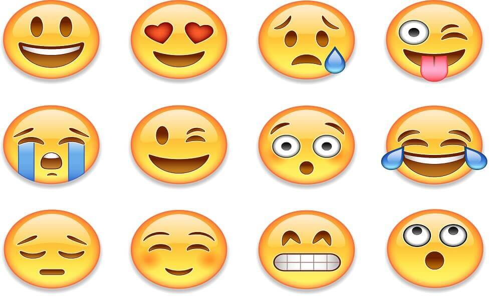 picture about Large Printable Emojis referred to as Cost-free Printable Emoji Coloring Webpages