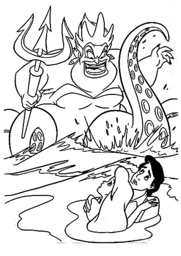 The Wrathful Ursula