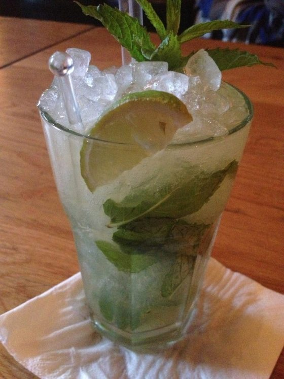 Your goal? The highly-elusive midday desk mojito.