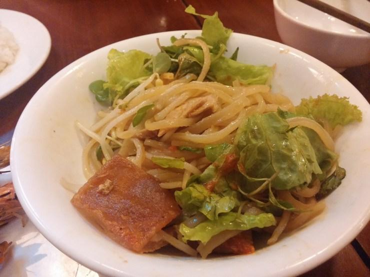 Vietnamese food, how we love thee