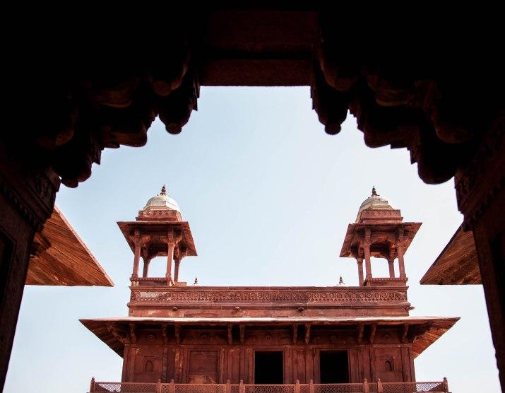 View of Fatehpur Sikri