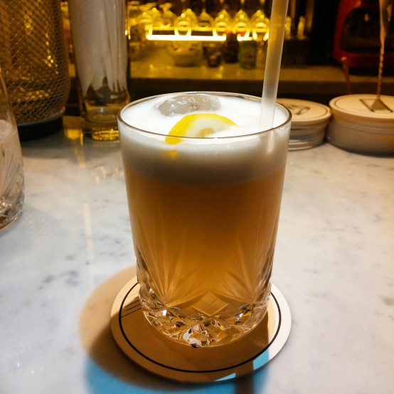 The best Amaretto Sour in the world?