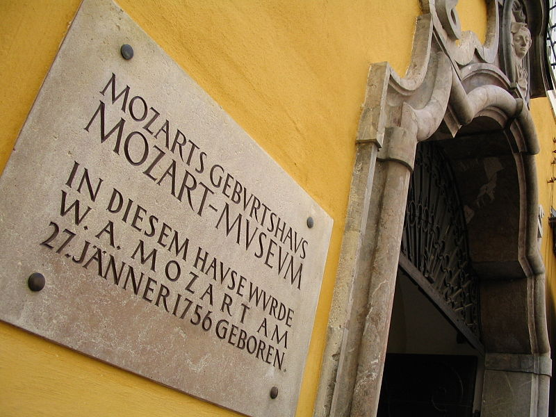The Mozart Museum