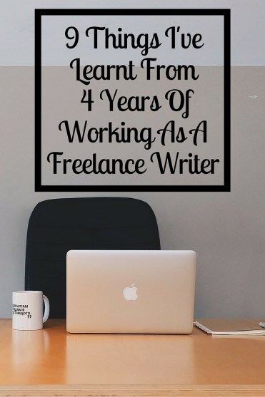 freelance writing advice