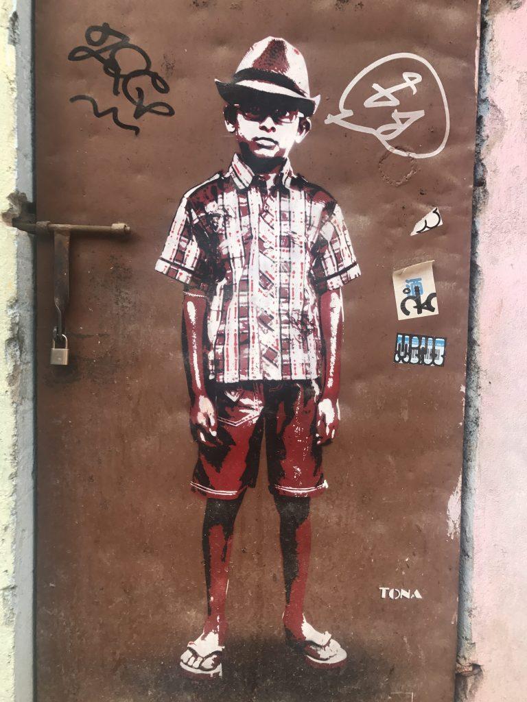 kathmandu street art