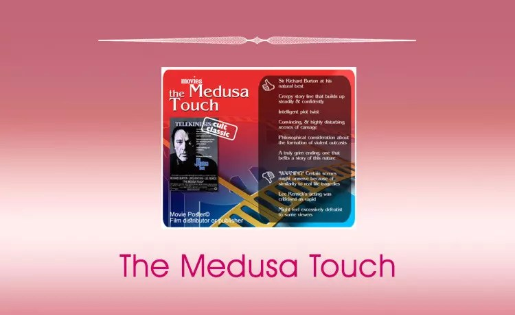 Classic Horror Movie Review: The Medusa Touch