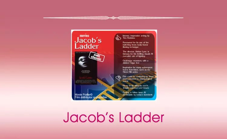 Classic Horror Movie Review: Jacob's Ladder