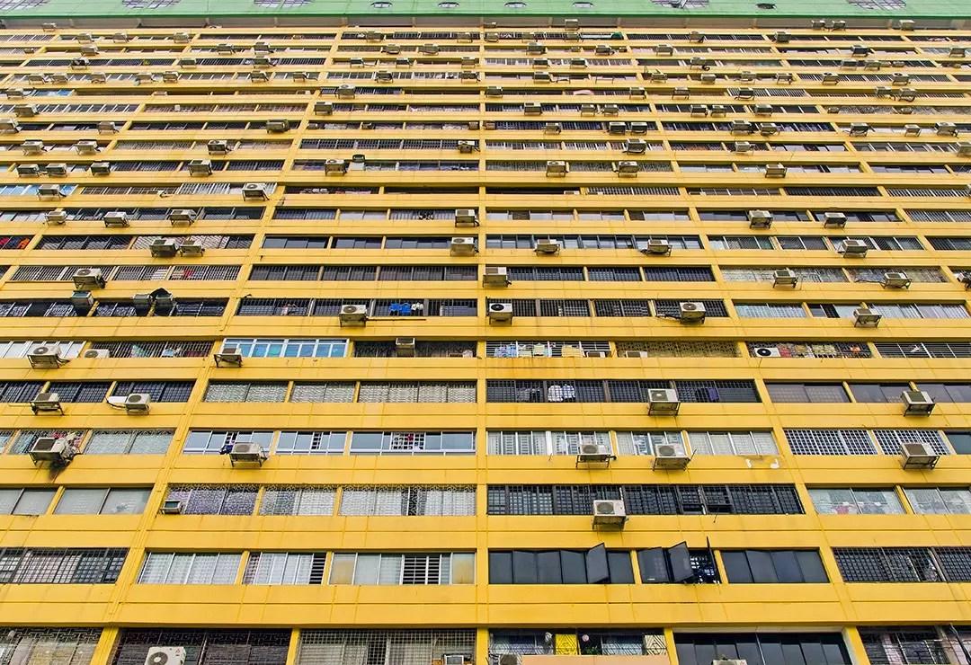 People's Park Complex Apartments
