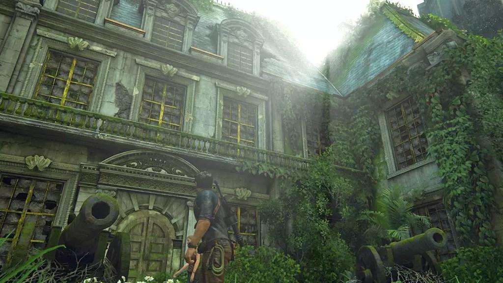Uncharted 4 Libertalia Island